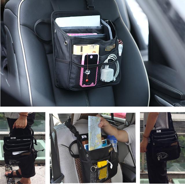 Car Cargo Storage Bag Organizador Cargo Net Car Rear Seat Bag Men 39 S Travel Shoulder Bag Hand Bag