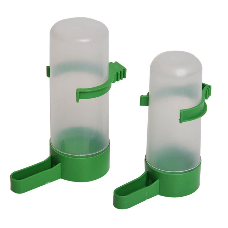 Waterer bottle small animal cage bird cages Automatic water pet ...