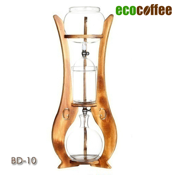 1 PC Free Shipping Hot Sell Espresso Coffee Ice Coffee Dutch Coffee BD 10 Ice Drip