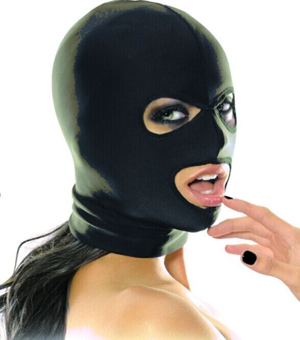 Strong Elastic Spandex Mask hood with open eyes and mouth holes, Party Mask, Cosplay hood<br><br>Aliexpress