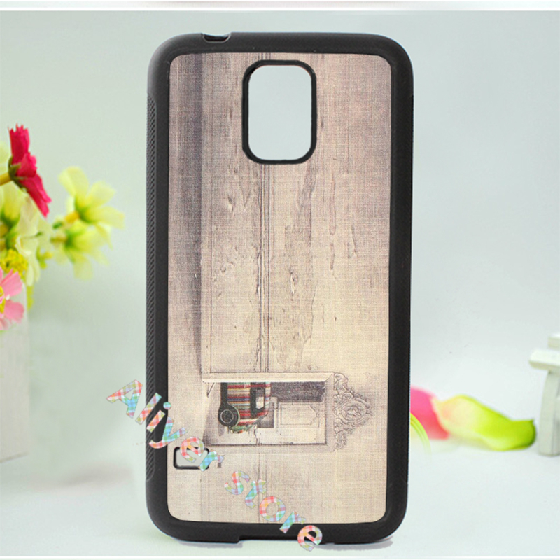 Paul Smith Wood Effect fashion original cell phone case cover for Samsung galaxy S3 S4 S5 Note 2 Note 3(China (Mainland))
