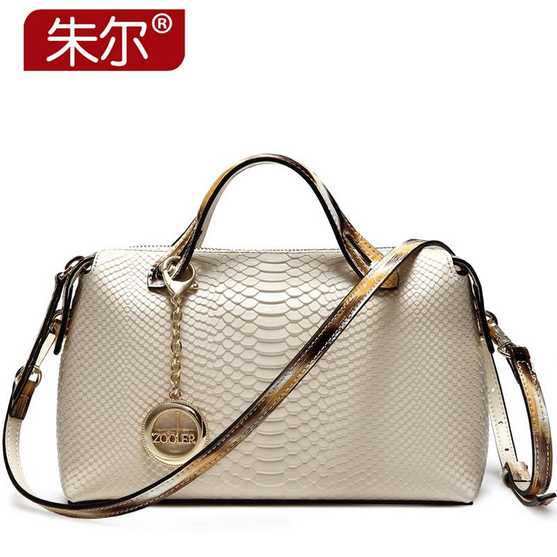 Famous brand women bag 2015 fashion genuine leather high quality handbag serpentine zipper small women messenger bags 9 color<br><br>Aliexpress