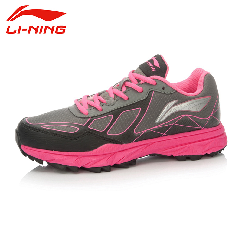 LI-NING Brand New Arrival Ox Outdoor Running Series Womens Professional Sneakers Sports Shoes For Female ARDK016 XYP102<br><br>Aliexpress