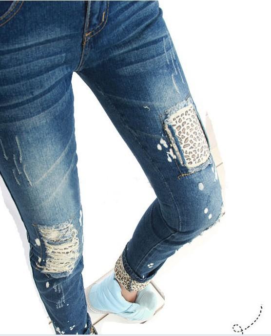 Женские джинсы мода 2015 доставка