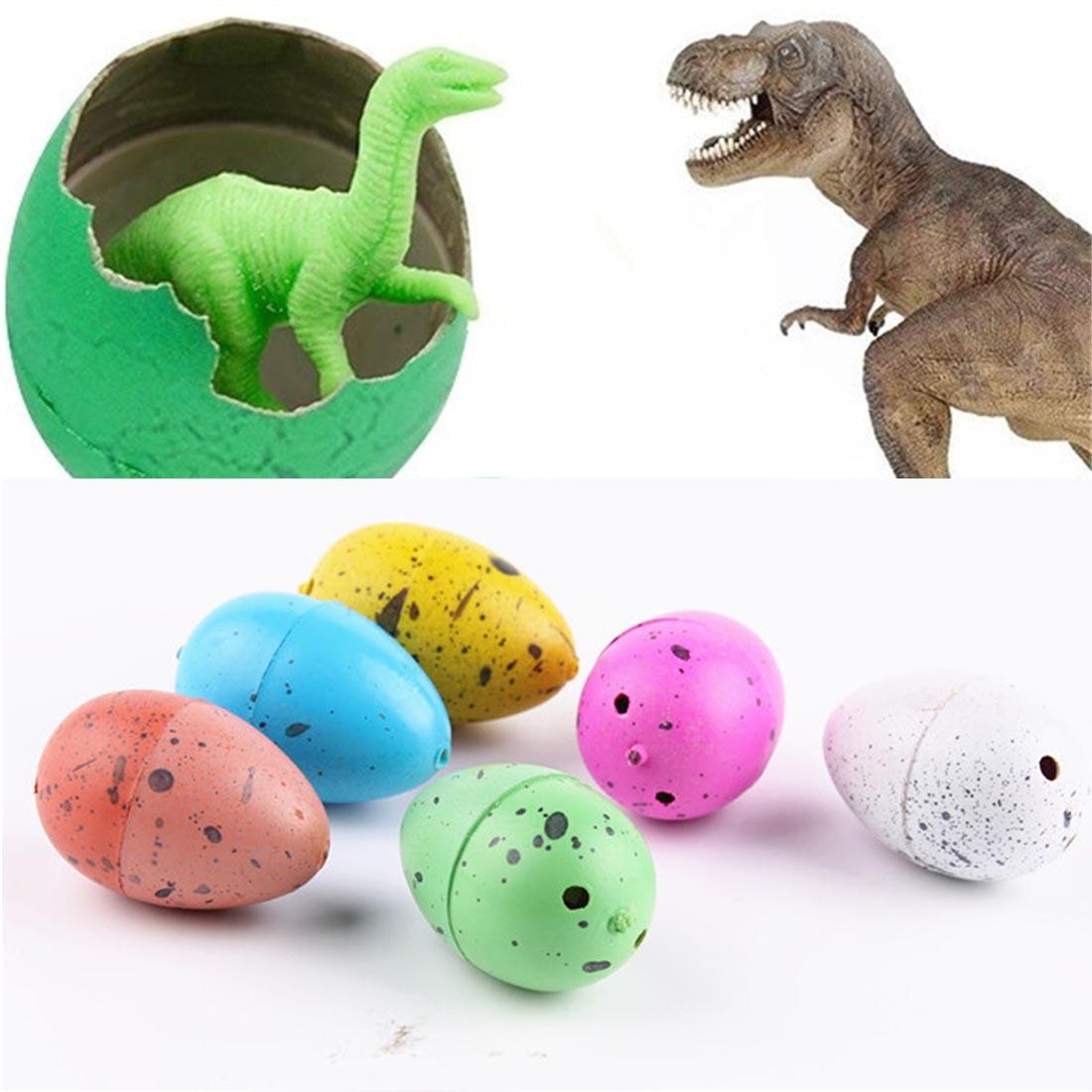Выращивание динозавров из яйца в воде 60