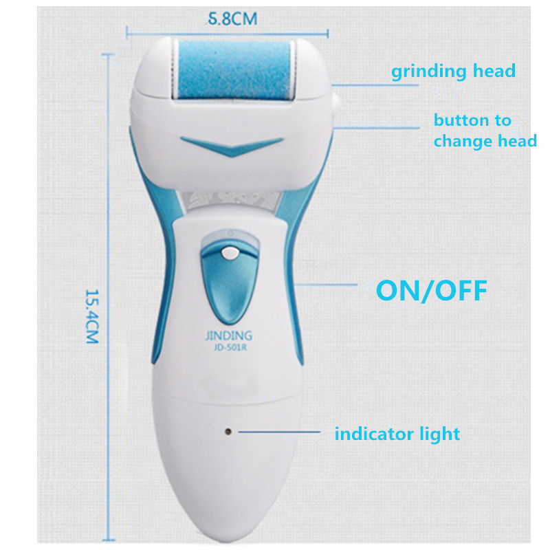 Profession Electric Grinding Foot Device Shaver Portable Waterproof Foot Calluses Remove Device Health Care Machine cheap