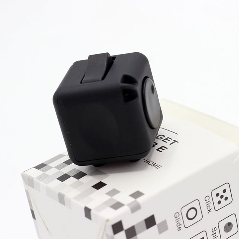Fidget Cube Toys for Puzzles & Magic Gift AntiStress Stress High Quality 11 Style Fidget Cube
