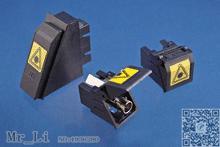 106004-3083[Fiber Optic Connectors SPX AD BEZEL MX LBL BLK F Mr_Li<br><br>Aliexpress