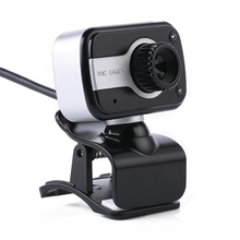 360 Degree Rotation USB Webcam 12M Pixels HD Clip-on Web Cam Camera with Microphone MIC for Computer Laptop PC(China (Mainland))