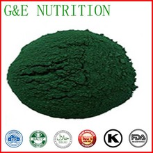100g top quality Spirulina Powder with best price and free shipping(China (Mainland))