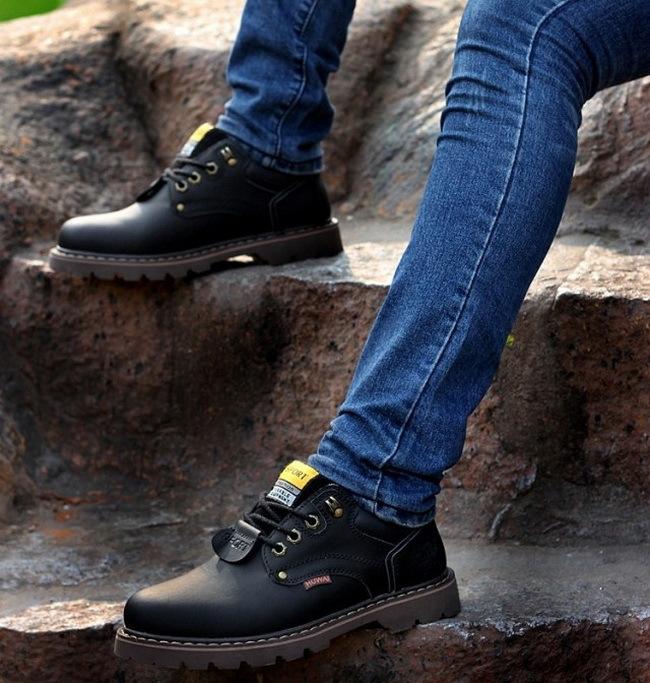Mens Low Top Winter Boots | Santa Barbara Institute for