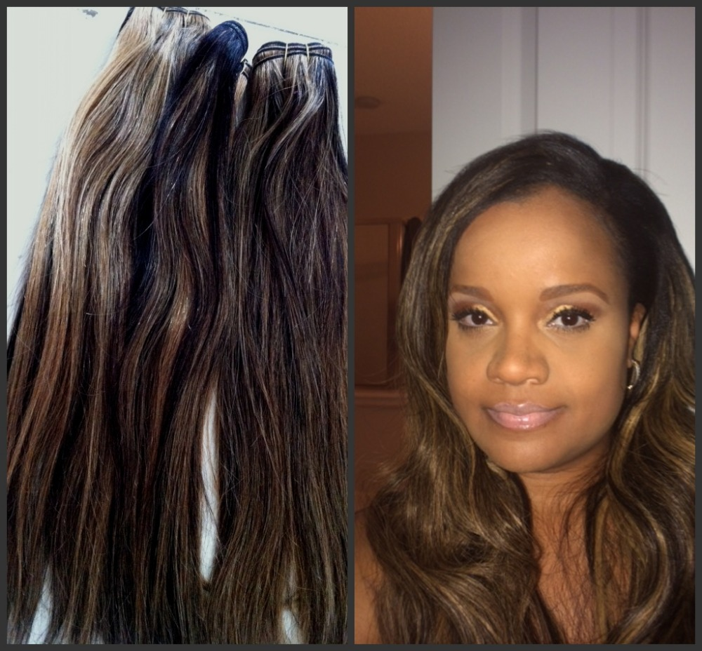 27 4 30 Color Hair Extensions Remy Indian Hair