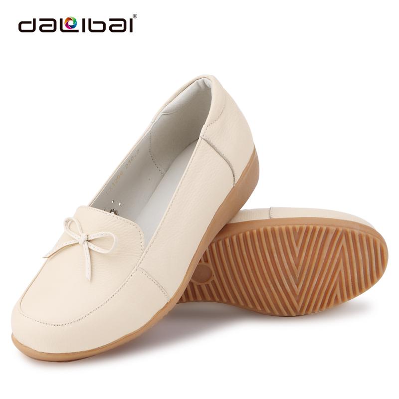 anti slip light wedges loafers fashion brand