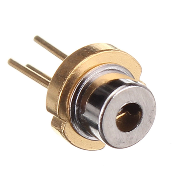 Hot New 5pcs/lot 2.2V 808nm TO18 300mW High Power Burning Infrared Laser Diode Lab High Quality(China (Mainland))