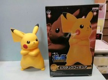 Pokemon Pikachu Action Figure 1/8 scale painted figure Fighting Ver. Pikachu Doll PVC ACGN figure Garage Kit Brinquedos Anime