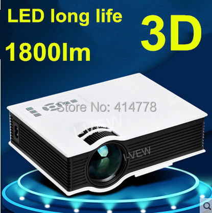 2015 New 1080P Mini Pico Portable Digital HD LED Projector,Perfect For Home Theater,Support Korean!(China (Mainland))