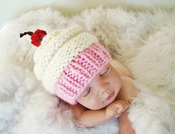 Free Knitting Pattern For Baby Cupcake Hat : Popular Knit Cupcake Hat-Buy Cheap Knit Cupcake Hat lots ...