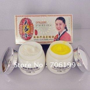 Hot selling Korean brand whitening &amp;spots removing set---Da Chang Jin<br><br>Aliexpress