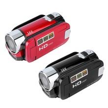 2016 date 2.7 '' TFT LCD Full HD 1080 P caméscope numérique 16x Zoom DV caméra prend en charge HDMI sortie vidéo(China (Mainland))