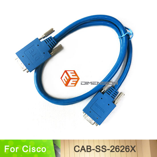 limited 2015 promotion new freeshipping stock ethernet cables router cable cab-ss-2626x dte/dce smart serial for cisco wic-2t(China (Mainland))