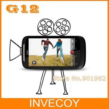3PCS/Lot EMS G12 Original Unlocked HTC Desire S S510e mobile phone Android GPS WIFI 3G 5MP 3.7'' Touch Screen freeship