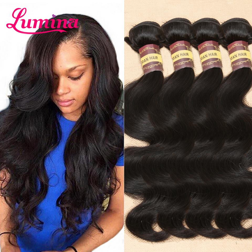 Brazilian Body Wave 4 Bundles Queen Hair Products Mink Brazilian Virgin Hair Body Wave Brazillian Hair Weave Tissage Bresilienne(China (Mainland))
