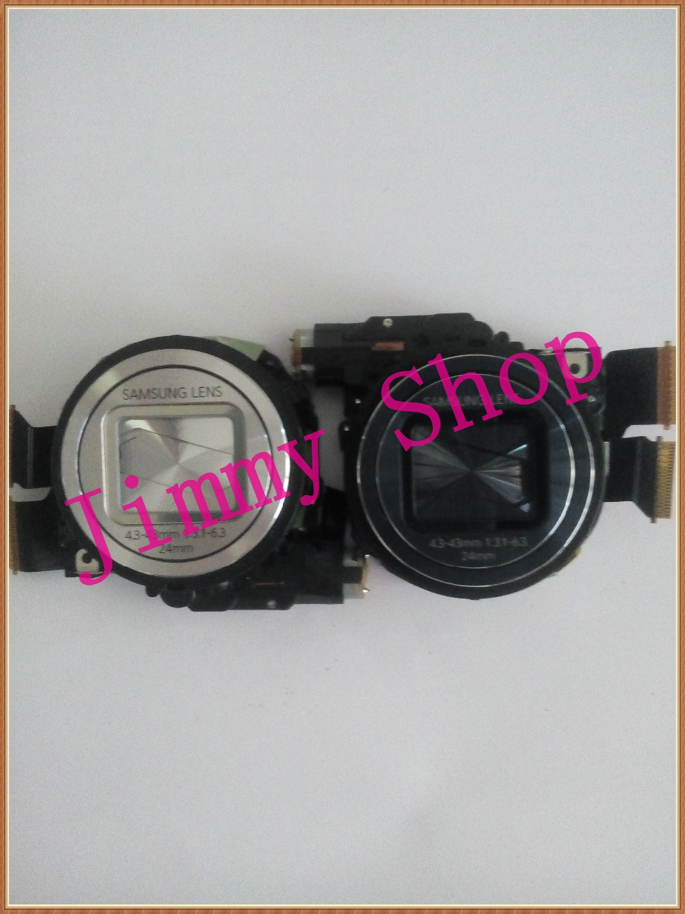 Digital Camera Replacement Parts new original lens CCD for Samsung GALAXY S4 Zoom SM-C101 SM-C1010 C1010 C101 Remarks color