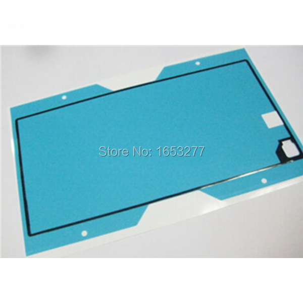 Sony Xperia Z Ultra XL39h Battery Back Door Adhesive Sticker OEM - YJ factory mobile phone parts shop store