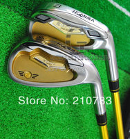 2014 New Golf Clubs Honma Beres MG 813 irons Set  3-10.11.Sw (10pc) with Graphite/shaft EMS Free Shipping