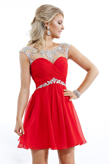 Short Prom Dresses Under 100 - Ocodea.com