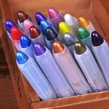 Cosmetic 19 Colors Sexy Eyeliner Pencil Waterproof Shimmer Lip Liner Eye Shadow Pen ZC3