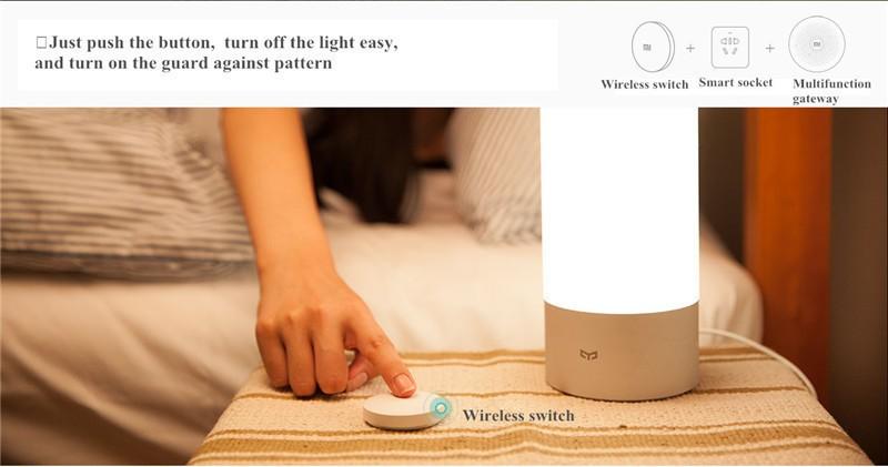 Original Xiaomi Smart Home Kit Mijia Gateway Door Window Sensor Human Body Sensor Wireless Switch Smart Devices Sets