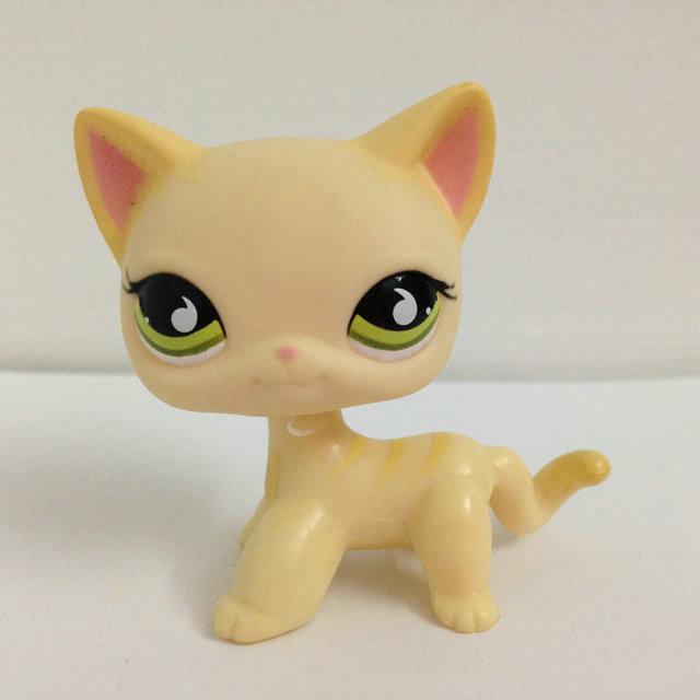 LITTLEST Животные PET Короткие Волосы Коллекция Рисунок Для Девушка Кошка DWA901