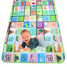 Multifunctional Baby Foam Fruit Letter Play Crawling Carpet Game & Outdoor Picnic Floor Mat Blanket Pad(China (Mainland))