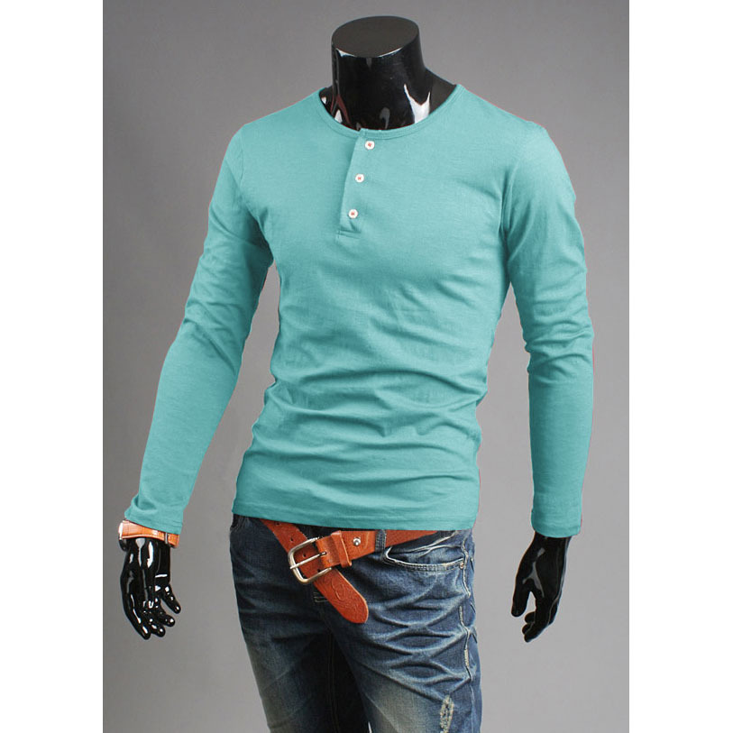 Mens Pullover Long Sleeve Shirts - Greek T Shirts