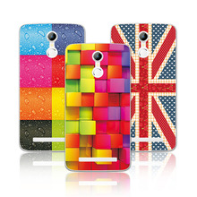 Buy Newest Floral Soft Silicone Homtom HT17 Case Colorful Flower Painted Case Homtom HT17 Pro Back Cover + Free Pen for $1.36 in AliExpress store