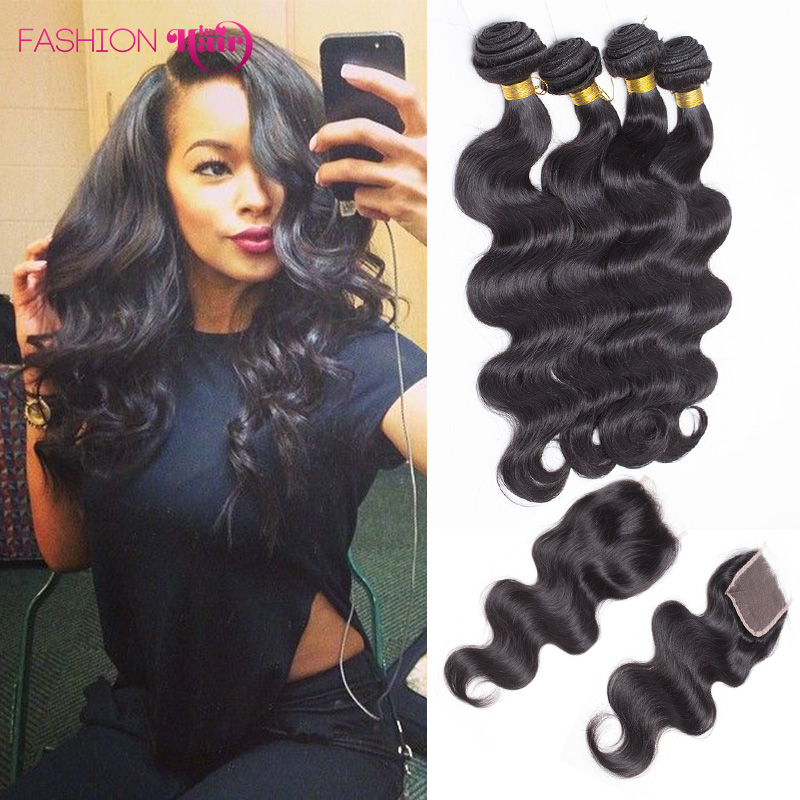 Peruvian Virgin Hair Body Wave With Closure Julia Virgin Hair 3bundles Peruvian Body Wave With 1pcs Lace Closure Free Shipping<br><br>Aliexpress