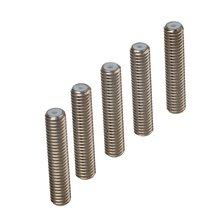10pcs/lot 5PCS Barrel M6 X 30 Teflon Nozzle Throat for MK8 Tube Makerbot 3D Printer Extruder Hot End