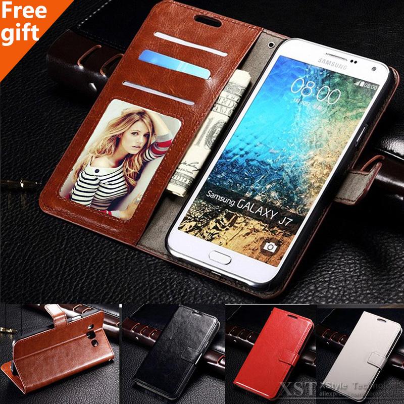 Vintage Wallet Photo frame Leather Cover For Samsung Galaxy J1 J2 J3 J5 J7 2016 J510 J710 Case Flip Wallet For Samsung J5 J1 Ace(China (Mainland))