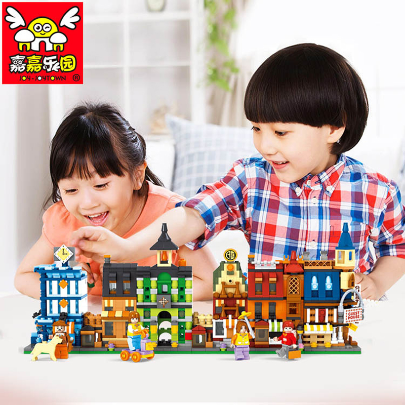 Assembly Transfor Robot Building Block Brick Model Children's Education Creative Toy For Kid/Child Birthday Christmas Gift(China (Mainland))