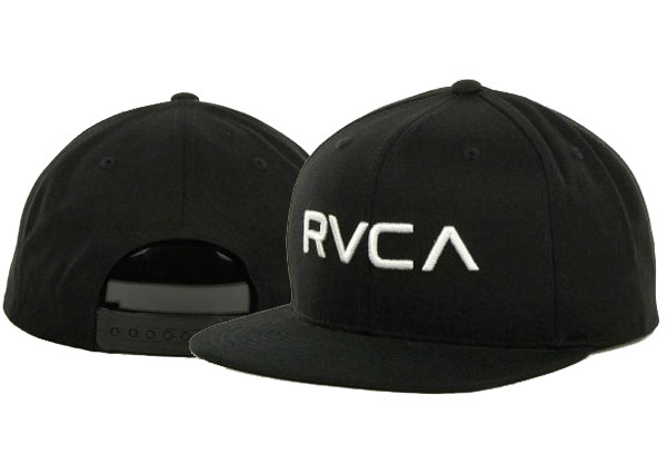 new arrival RVCA Snapback hat  cheap  men's most popular adjustable caps white red top quality  freeshipping(China (Mainland))