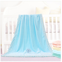 Hot Selling New France Brushed Towels Soft Baby Blanket Cotton Bath Towel High Quality Bath Towel Shower Products Free Shipping
