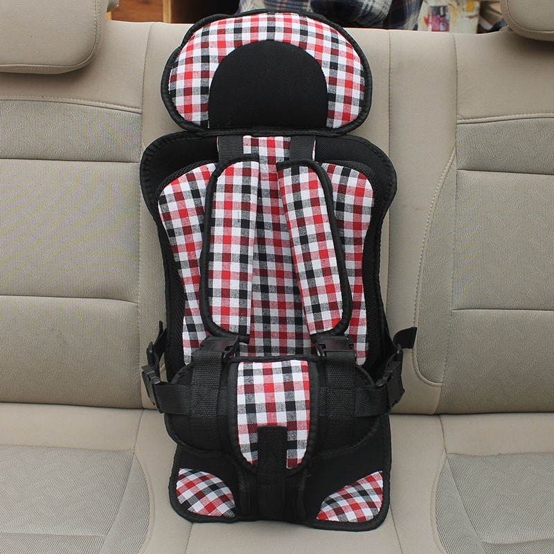 Cheap New Kids Car Protection 0-5 Years Old Baby Car Seat, Portable Comfortable Infant Safety Seat, Practical Baby Cushion(China (Mainland))