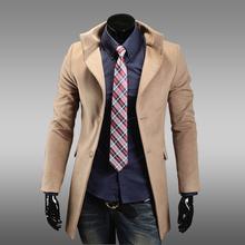 men wool coat F13