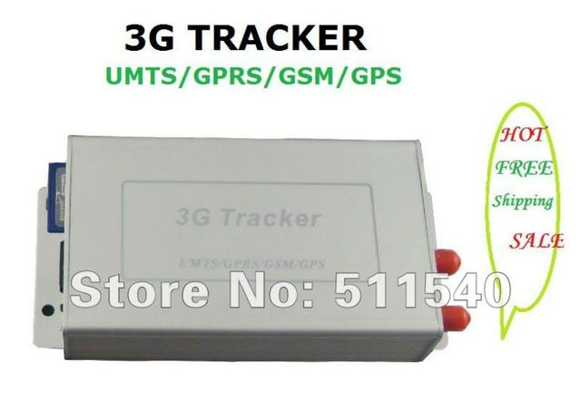 factory original 100%selling Car 3G DVR GPS Tracker WITH UMTS+GPRS+GPS+GSM FREE web platform Free SHIPPING