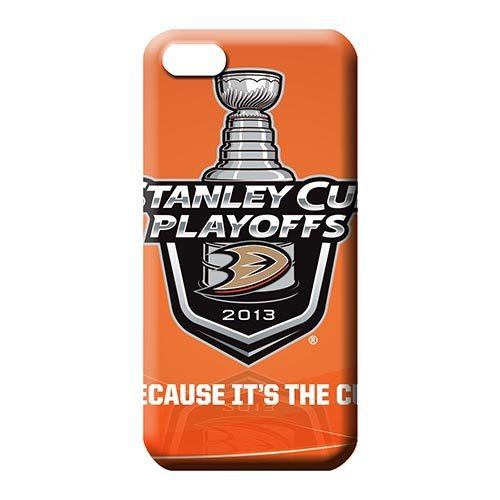 Collectibles Tpye Back Covers Snap On Cases For phone mobile phone back case Anaheim Ducks Ice hockey logo for iphone 5 5s cases(China (Mainland))