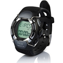 2015 New Arrival Waterproof Heart Rate Monitor Calorie Pulse Sport Watch With Clock Dave