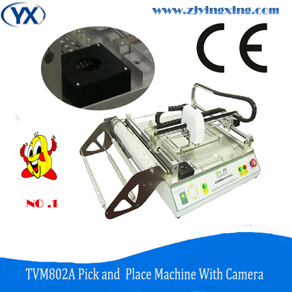 Pcb Manufacturing Equipment Solar Mounting System Electronics Production Machines TVM802A(China (Mainland))
