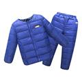 2016 New Arrival Children Boys Girl Down Liner Set Children s Clothing Baby Down Coat Warm
