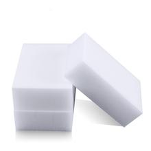 Melamin Schwamm Magisches Schwamm-radiergummi-melamin-reinigungs Umweltfreundliche Weißen Küche Magie Radiergummi 2015 Neue Ankunft 50 teile/los 10*6*2 cm(China (Mainland))